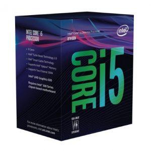 CPU CORE I5-8400 1151 BOXINTEL
